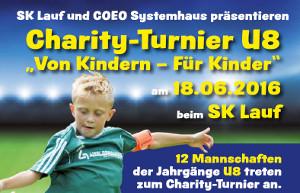 Charity-Turnier beim Sportklub Lauf am 18.06.2016